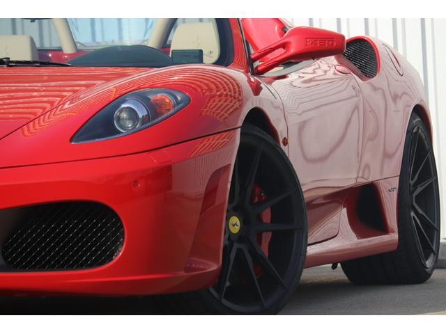F1 走行8000キロ台/屋内保管/フェラーリバック&工具/燃料ポンプ左右交換済/イエローレブカウンター/社外HDDナビ/バックカメラ/HYPER FORGED20in/カーボンインテリア/可変バルブ(31枚目)