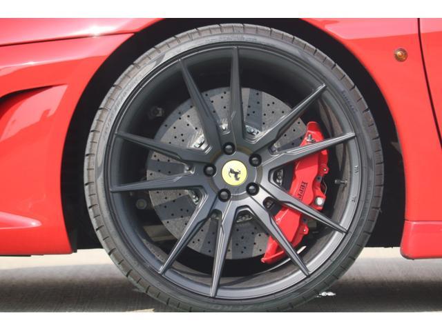 F1 走行8000キロ台/屋内保管/フェラーリバック&工具/燃料ポンプ左右交換済/イエローレブカウンター/社外HDDナビ/バックカメラ/HYPER FORGED20in/カーボンインテリア/可変バルブ(36枚目)