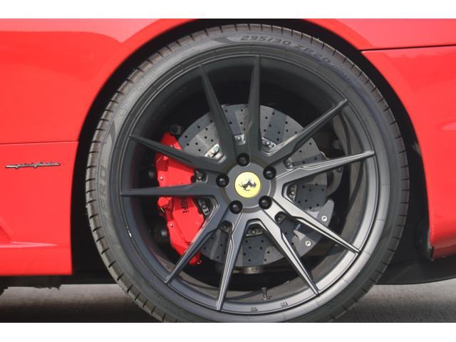 F1 走行8000キロ台/屋内保管/フェラーリバック&工具/燃料ポンプ左右交換済/イエローレブカウンター/社外HDDナビ/バックカメラ/HYPER FORGED20in/カーボンインテリア/可変バルブ(40枚目)