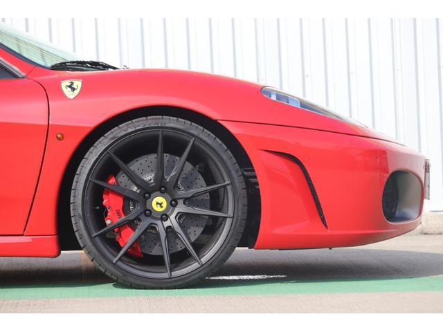 F1 走行8000キロ台/屋内保管/フェラーリバック&工具/燃料ポンプ左右交換済/イエローレブカウンター/社外HDDナビ/バックカメラ/HYPER FORGED20in/カーボンインテリア/可変バルブ(41枚目)