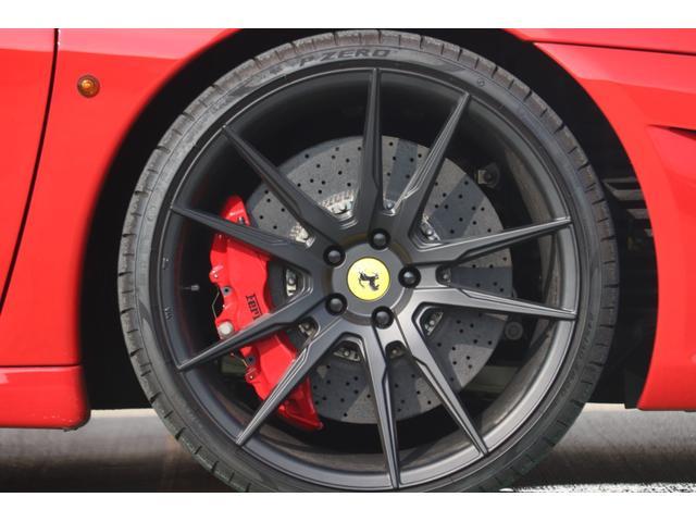 F1 走行8000キロ台/屋内保管/フェラーリバック&工具/燃料ポンプ左右交換済/イエローレブカウンター/社外HDDナビ/バックカメラ/HYPER FORGED20in/カーボンインテリア/可変バルブ(44枚目)