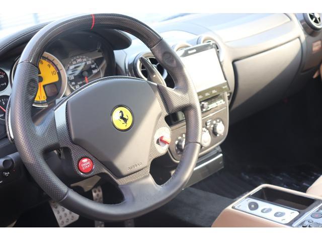 F1 走行8000キロ台/屋内保管/フェラーリバック&工具/燃料ポンプ左右交換済/イエローレブカウンター/社外HDDナビ/バックカメラ/HYPER FORGED20in/カーボンインテリア/可変バルブ(66枚目)