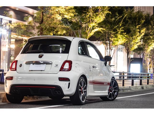 ツーリズモ ワンオーナー/アイバッハ車高調(プロストリートS)/赤革/レコードモンツァマフラー/令和1年車/アバルトスコーピオンステッカー/アバルトサイドデカール/5速シーケンシャル/Apple CarPlay(7枚目)