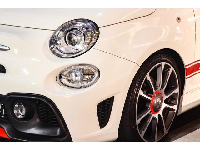 ツーリズモ ワンオーナー/アイバッハ車高調(プロストリートS)/赤革/レコードモンツァマフラー/令和1年車/アバルトスコーピオンステッカー/アバルトサイドデカール/5速シーケンシャル/Apple CarPlay(12枚目)