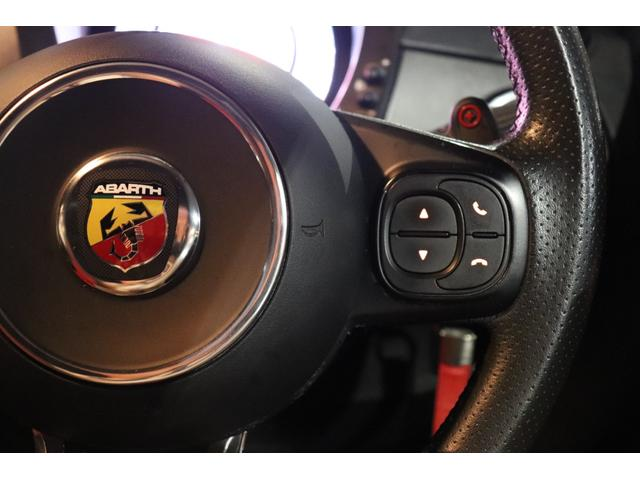 ツーリズモ ワンオーナー/アイバッハ車高調(プロストリートS)/赤革/レコードモンツァマフラー/令和1年車/アバルトスコーピオンステッカー/アバルトサイドデカール/5速シーケンシャル/Apple CarPlay(29枚目)