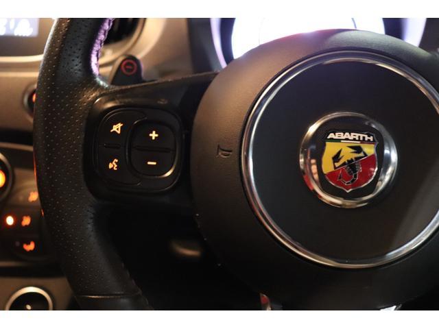 ツーリズモ ワンオーナー/アイバッハ車高調(プロストリートS)/赤革/レコードモンツァマフラー/令和1年車/アバルトスコーピオンステッカー/アバルトサイドデカール/5速シーケンシャル/Apple CarPlay(30枚目)