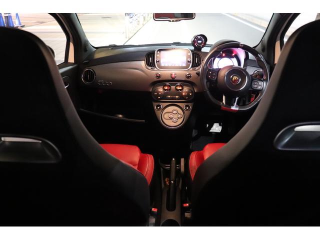 ツーリズモ ワンオーナー/アイバッハ車高調(プロストリートS)/赤革/レコードモンツァマフラー/令和1年車/アバルトスコーピオンステッカー/アバルトサイドデカール/5速シーケンシャル/Apple CarPlay(50枚目)
