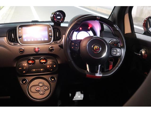 ツーリズモ ワンオーナー/アイバッハ車高調(プロストリートS)/赤革/レコードモンツァマフラー/令和1年車/アバルトスコーピオンステッカー/アバルトサイドデカール/5速シーケンシャル/Apple CarPlay(51枚目)