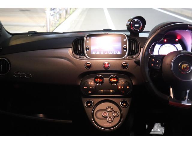 ツーリズモ ワンオーナー/アイバッハ車高調(プロストリートS)/赤革/レコードモンツァマフラー/令和1年車/アバルトスコーピオンステッカー/アバルトサイドデカール/5速シーケンシャル/Apple CarPlay(52枚目)