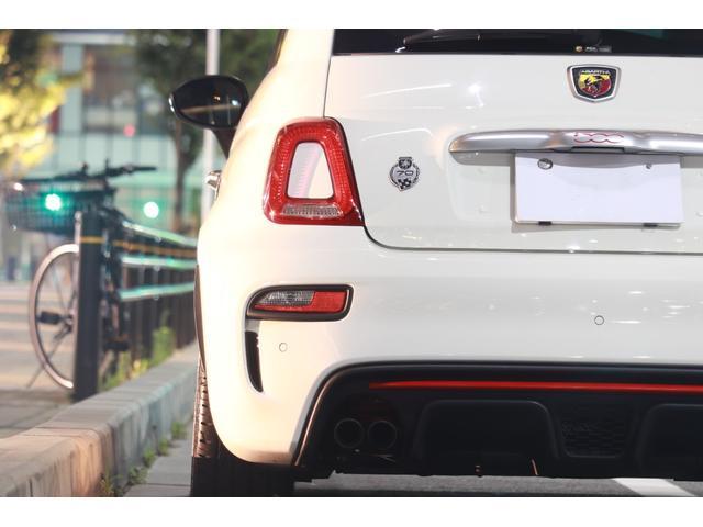 ツーリズモ ワンオーナー/アイバッハ車高調(プロストリートS)/赤革/レコードモンツァマフラー/令和1年車/アバルトスコーピオンステッカー/アバルトサイドデカール/5速シーケンシャル/Apple CarPlay(62枚目)