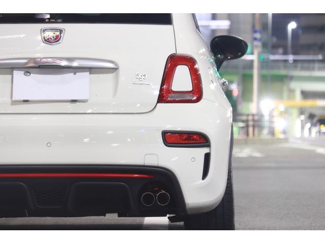 ツーリズモ ワンオーナー/アイバッハ車高調(プロストリートS)/赤革/レコードモンツァマフラー/令和1年車/アバルトスコーピオンステッカー/アバルトサイドデカール/5速シーケンシャル/Apple CarPlay(63枚目)