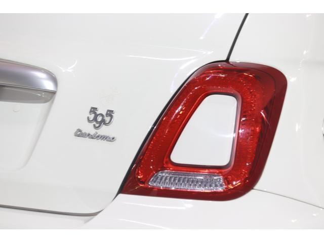 ツーリズモ ワンオーナー/アイバッハ車高調(プロストリートS)/赤革/レコードモンツァマフラー/令和1年車/アバルトスコーピオンステッカー/アバルトサイドデカール/5速シーケンシャル/Apple CarPlay(64枚目)