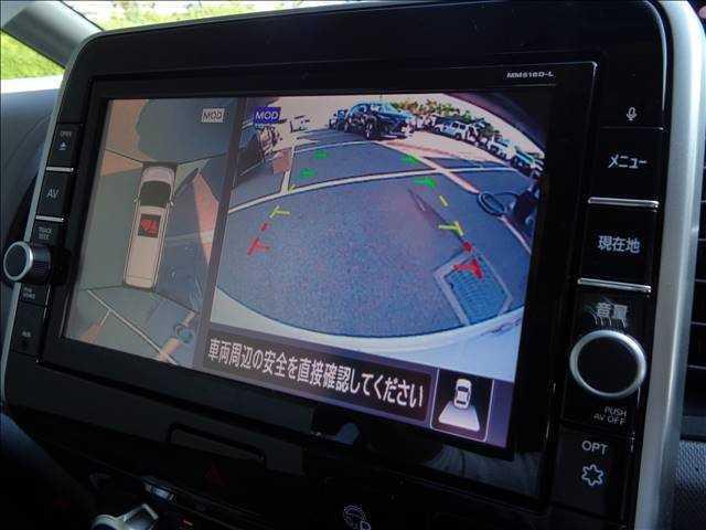 チェアキャブ リフタータイプ 車いす仕様サード1名 車椅子用スロープ 純正ナビゲーション TV 両側電動スライドドア プロパイロット アラウンドビューモニター 衝突軽減装置 レーダークルーズ(3枚目)