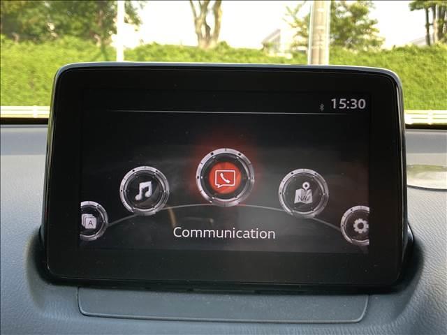 13Sテーラードブラウン マツダコネクトナビ バックカメラ シートヒーター LEDヘッドライト スマートキー プッシュエンジンスタート ドライブレコーダー ETC アイドリングストップ 横滑り抑制装置 純正アルミホイール(3枚目)