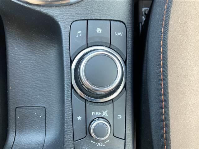 13Sテーラードブラウン マツダコネクトナビ バックカメラ シートヒーター LEDヘッドライト スマートキー プッシュエンジンスタート ドライブレコーダー ETC アイドリングストップ 横滑り抑制装置 純正アルミホイール(11枚目)