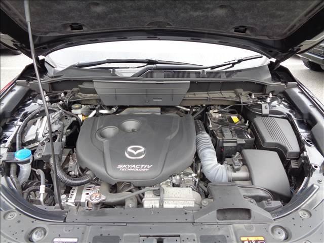 XD プロアクティブ 4WD ディーゼルターボ マツダコネクトナビ LEDヘッドライト BOSEサウンド レーダークルーズ フルセグTV リアフリップダウンモニター バックカメラ パワーバックドア LDA アイドルストップ(18枚目)