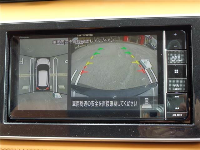 X ツートーンインテリアエディション プロパイロット アラウンドビューモニター エマージェンシーブレーキ 本革シート デジタルインナーミラー 革巻きステアリング 純正アルミホイール LEDヘッドライト シートヒーター ステアリングヒーター(4枚目)