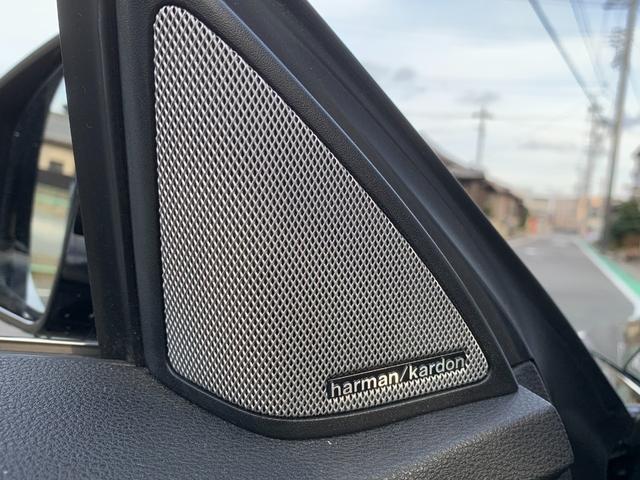 ハーマンカードン音響装備!音質も良く新車では大変高価なオプションです!