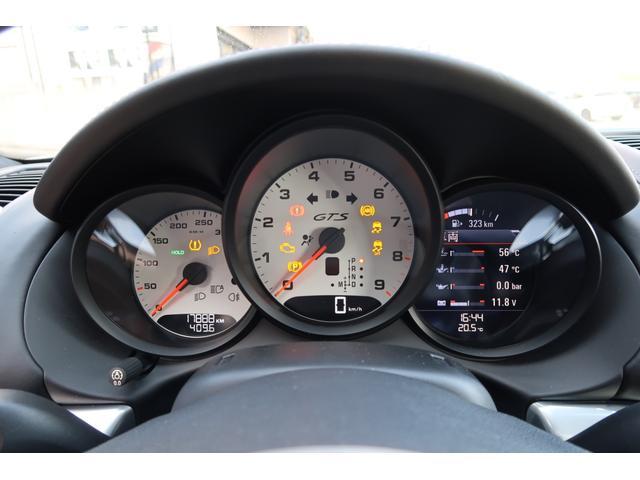 GTS スポーツクロノPKG スポーツエキゾースト 20インチAW 電格ミラー クルーズコントロール ブラックテールランプ(8枚目)