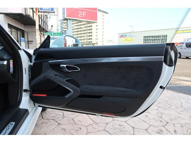 GTS スポーツクロノPKG スポーツエキゾースト 20インチAW 電格ミラー クルーズコントロール ブラックテールランプ(26枚目)