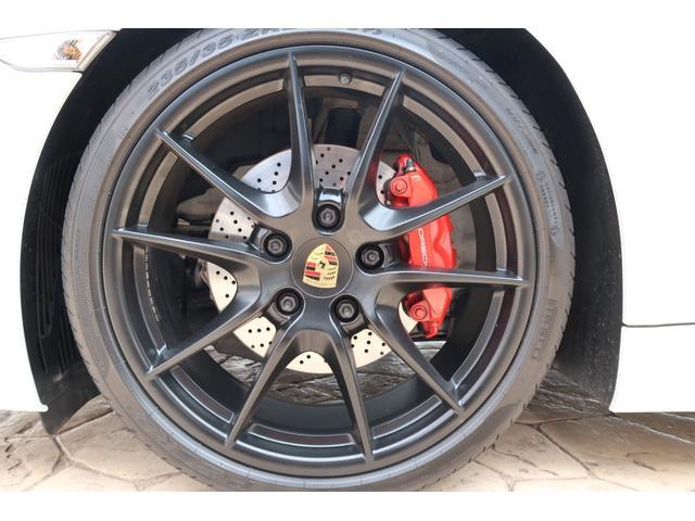 GTS スポーツクロノPKG スポーツエキゾースト 20インチAW 電格ミラー クルーズコントロール ブラックテールランプ(32枚目)
