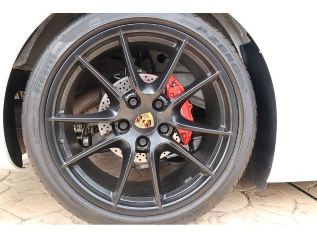 GTS スポーツクロノPKG スポーツエキゾースト 20インチAW 電格ミラー クルーズコントロール ブラックテールランプ(34枚目)
