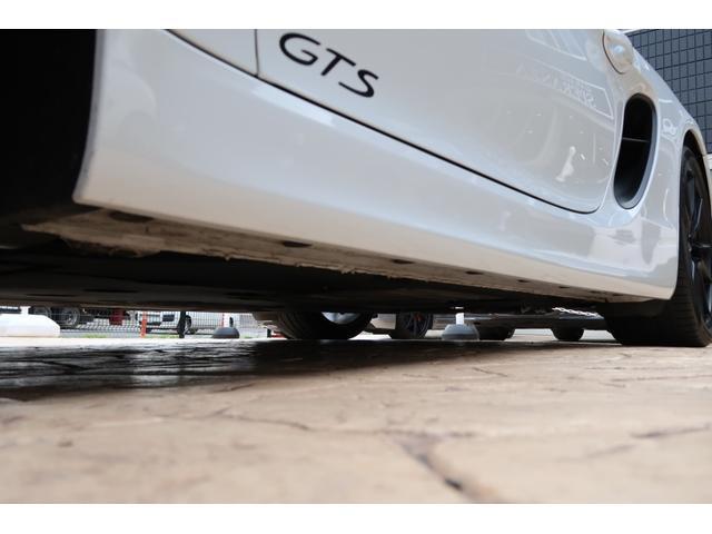 GTS スポーツクロノPKG スポーツエキゾースト 20インチAW 電格ミラー クルーズコントロール ブラックテールランプ(57枚目)