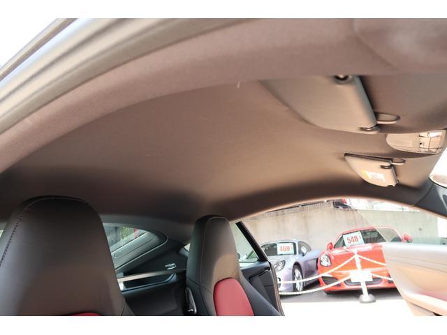 718ケイマンS パーシャルレザーシート カーボンインテリア PDSL付きHIDヘッド ポルシェエントリー&ドライブ レーンチェンジアシスト パークアシスト ドラレコ(24枚目)