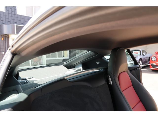 718ケイマンS パーシャルレザーシート カーボンインテリア PDSL付きHIDヘッド ポルシェエントリー&ドライブ レーンチェンジアシスト パークアシスト ドラレコ(25枚目)