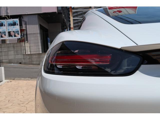 718ケイマンS パーシャルレザーシート カーボンインテリア PDSL付きHIDヘッド ポルシェエントリー&ドライブ レーンチェンジアシスト パークアシスト ドラレコ(33枚目)