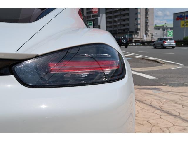 718ケイマンS パーシャルレザーシート カーボンインテリア PDSL付きHIDヘッド ポルシェエントリー&ドライブ レーンチェンジアシスト パークアシスト ドラレコ(34枚目)