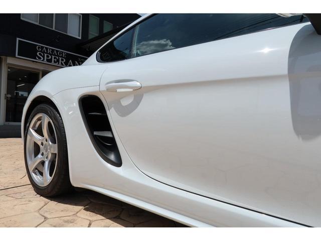 718ケイマンS パーシャルレザーシート カーボンインテリア PDSL付きHIDヘッド ポルシェエントリー&ドライブ レーンチェンジアシスト パークアシスト ドラレコ(48枚目)