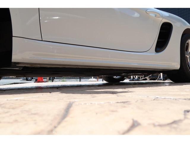 718ケイマンS パーシャルレザーシート カーボンインテリア PDSL付きHIDヘッド ポルシェエントリー&ドライブ レーンチェンジアシスト パークアシスト ドラレコ(60枚目)