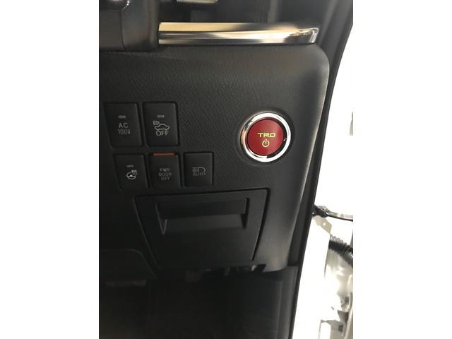 エグゼクティブラウンジZ フルTRD 4WD カメラ ツインムーンルーフ(25枚目)