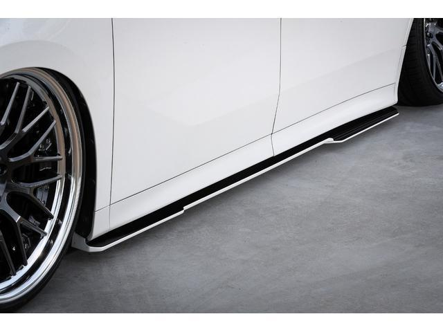 2.5S KUHLフルエアロ BLITZ車高調 20インチAW(8枚目)
