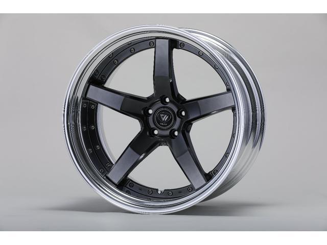 2.5S KUHLフルエアロ BLITZ車高調 20インチAW(18枚目)