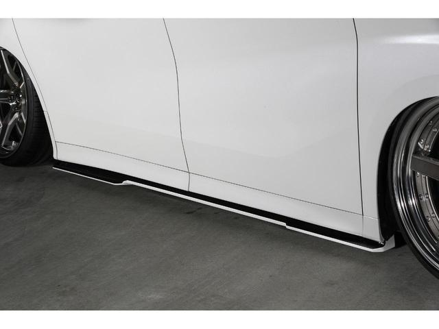2.5Z KUHLエアロ BLITZ車高調 20インチAW 両側パワースライドドア エントリーナビキット CD・DVDキット オリジナルフロアマット(8枚目)