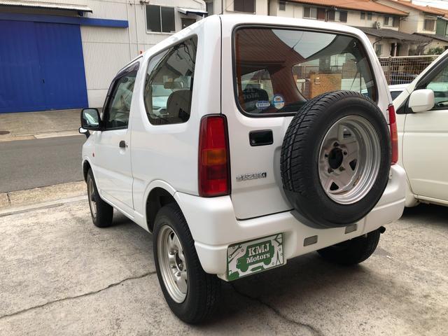 XG 4WD 背面タイヤ(5枚目)