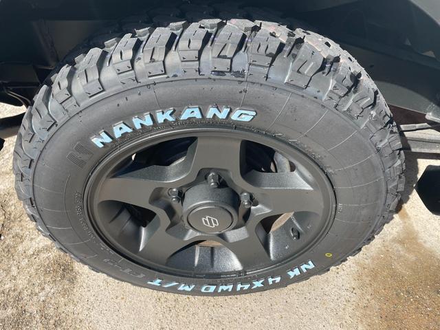 ランドベンチャー 4WD インタークーラーターボ ETC キーレス 背面タイヤ&ハードカバー(34枚目)