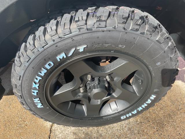 ランドベンチャー 4WD インタークーラーターボ ETC キーレス 背面タイヤ&ハードカバー(35枚目)