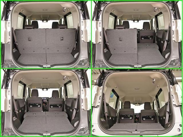 ハイブリッドMV 4WD ハイブリッド 両側電動スライド バックカメラ DVD再生 ミュージックプレイヤー接続可 衝突被害軽減システム スマートキー LEDヘッドランプ ウオークスルー フルエアロ 記録簿 キーレス(17枚目)