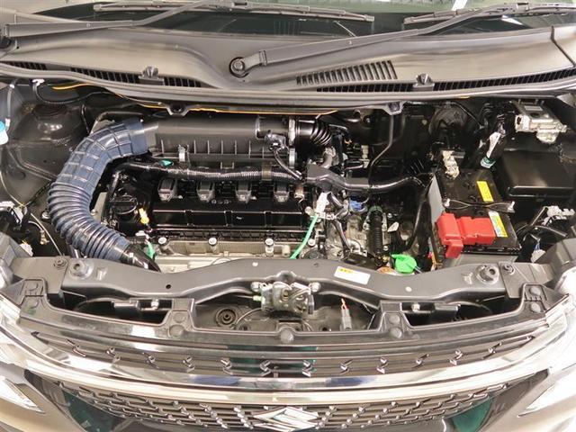 ハイブリッドMV 4WD ハイブリッド 両側電動スライド バックカメラ DVD再生 ミュージックプレイヤー接続可 衝突被害軽減システム スマートキー LEDヘッドランプ ウオークスルー フルエアロ 記録簿 キーレス(19枚目)