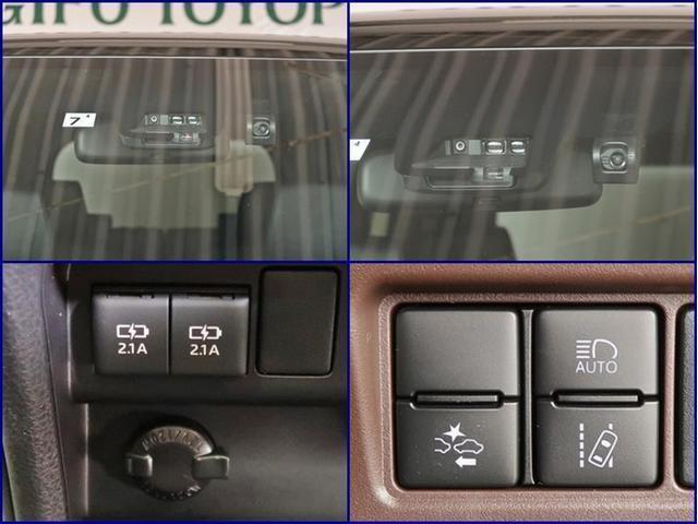 Gi ナビ&TV 両側電動スライド フルセグ バックカメラ ドラレコ DVD再生 衝突被害軽減システム ETC 3列シート スマートキー LEDヘッドランプ 乗車定員7人 記録簿 アイドリングストップ CD(14枚目)