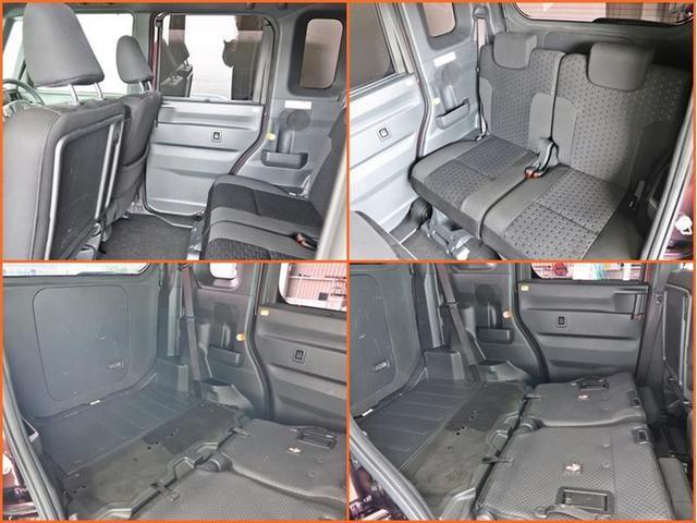 X SA 4WD ナビ&TV 電動スライドドア メモリーナビ フルセグ バックカメラ DVD再生 衝突被害軽減システム ETC スマートキー LEDヘッドランプ フォグランプ AW シートヒーター オートライト(18枚目)