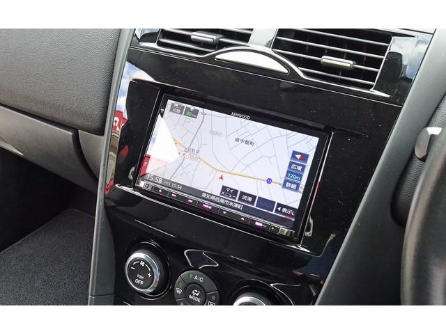 タイプS 6MT車 HKS車庫調 アドバンレーシング18AW アールマジックマフラー ディスチャージ フォグ 社外ナビ フルセグTV Bカメラ オービスレーダー 追加ツイーター ステリモ Bluetooth(4枚目)
