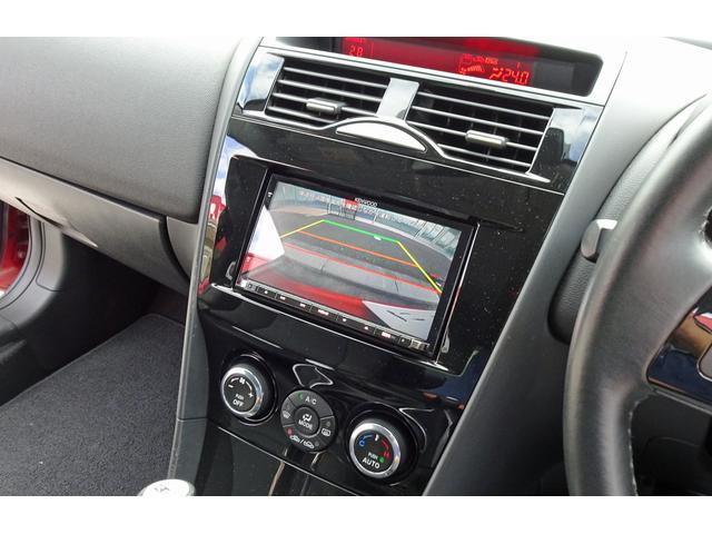 タイプS 6MT車 HKS車庫調 アドバンレーシング18AW アールマジックマフラー ディスチャージ フォグ 社外ナビ フルセグTV Bカメラ オービスレーダー 追加ツイーター ステリモ Bluetooth(5枚目)