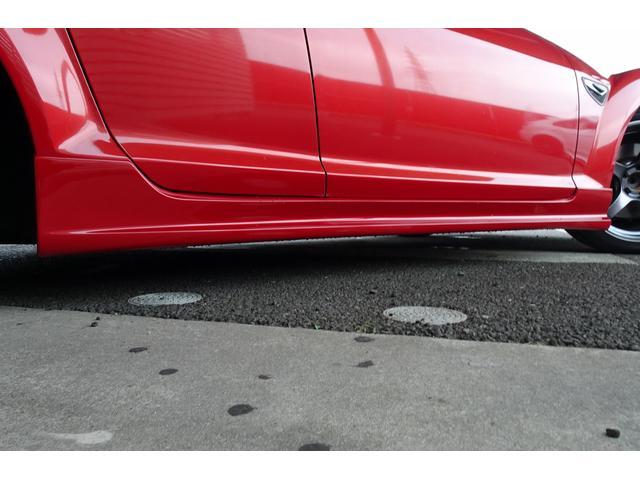 タイプS 6MT車 HKS車庫調 アドバンレーシング18AW アールマジックマフラー ディスチャージ フォグ 社外ナビ フルセグTV Bカメラ オービスレーダー 追加ツイーター ステリモ Bluetooth(19枚目)