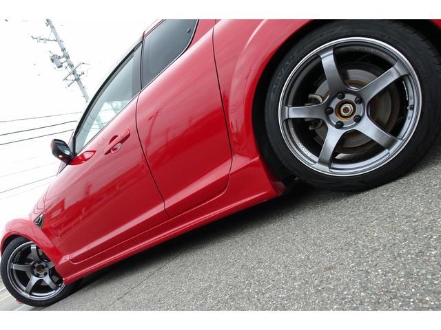 タイプS 6MT車 HKS車庫調 アドバンレーシング18AW アールマジックマフラー ディスチャージ フォグ 社外ナビ フルセグTV Bカメラ オービスレーダー 追加ツイーター ステリモ Bluetooth(20枚目)