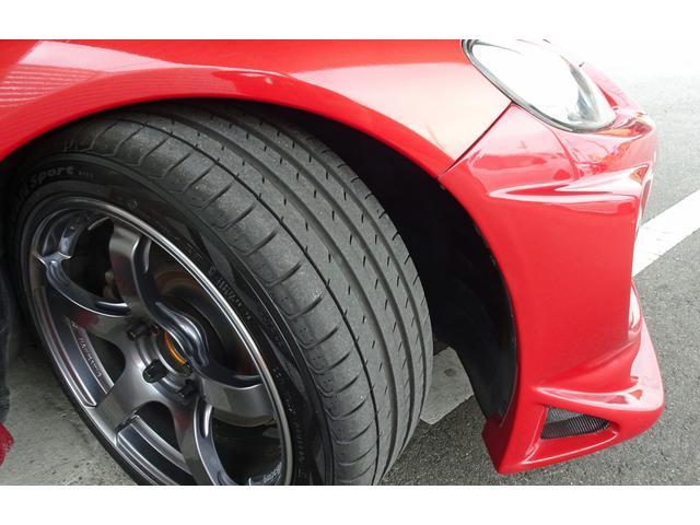 タイプS 6MT車 HKS車庫調 アドバンレーシング18AW アールマジックマフラー ディスチャージ フォグ 社外ナビ フルセグTV Bカメラ オービスレーダー 追加ツイーター ステリモ Bluetooth(25枚目)