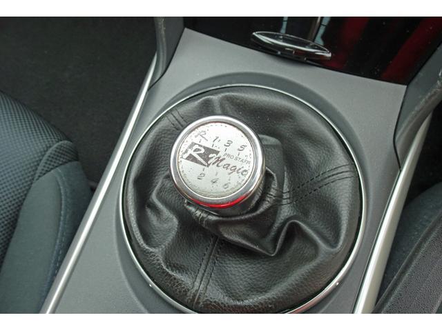 タイプS 6MT車 HKS車庫調 アドバンレーシング18AW アールマジックマフラー ディスチャージ フォグ 社外ナビ フルセグTV Bカメラ オービスレーダー 追加ツイーター ステリモ Bluetooth(30枚目)
